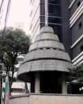 釣鐘屋敷跡1 鐘楼